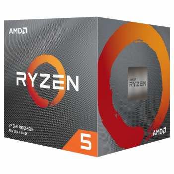 5510106570 Processeur AMD Ryzen 3600 6 Cores, 12 thread 3.6 GHz