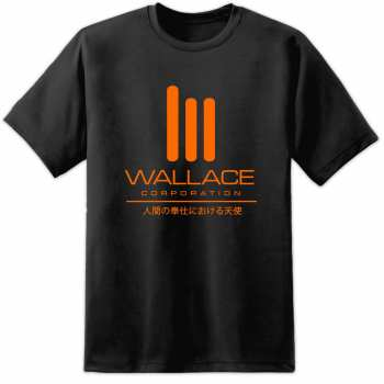 5510106623 Tshirt Blade Runner 2049 Wallace Corporation taille L