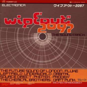 724384222628 Wipeout 2097 the soundtrack  CD