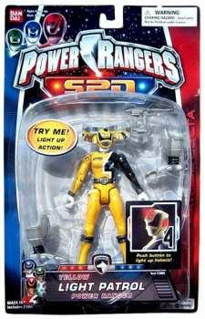 5510106656 Powers Rangers Import Action Figure + Véhicule