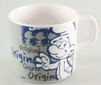 8718527009896 Mug Melamine Schtroumpf Original