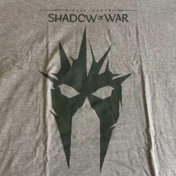 5510106663 T-shirt  Shadow Of War (sauron Head) XL