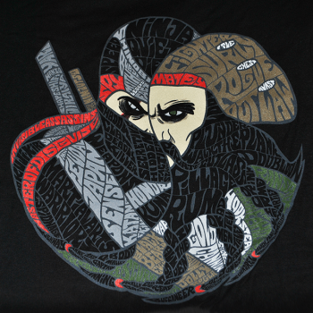 5510106664 T Shirt Japan Sensei XL