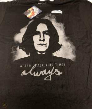 5510106670 T shirt Harry potter Always Taille XL