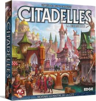 8435407615243 Citadelles - 4ème Edition Jeu de Société Renaissance Cartes FR