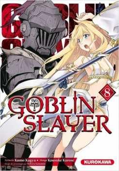 9782368529423 Goblin Slayer Tome 8 Kurokawa