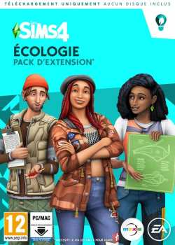 5030949124210 Sims 4 Ecologie (Extension Pack) FR PC