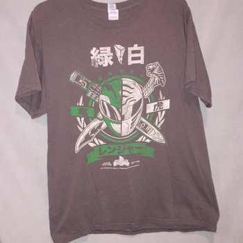 5510106681 T Shirt Power Rangers taille L