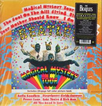 5510106688 The Beatles Magical Mystery Tour 33T