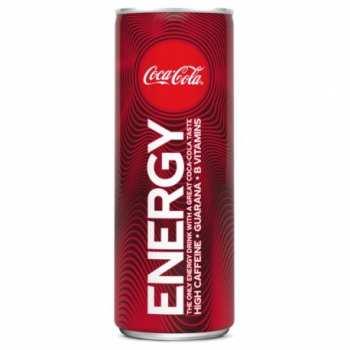 5449000265098 Coca cola energy 250 ml