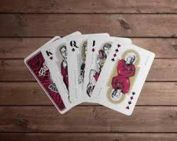 5060242652349 RETOUR VERS LE FUTUR - Jeu de cartes exclusif