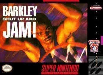735009705402 Barkley Shut Up And Jam Super Nintendo Snes