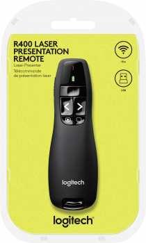 5099206018112 Pointeur Laser R400 Laser Presentation Remote