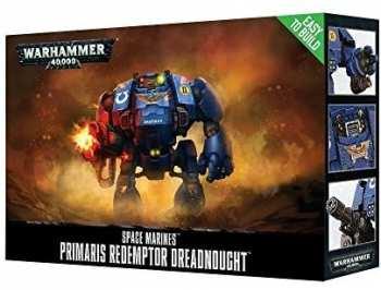 5011921091232 Figurine Game Workshop - ETB Primaris Redemptor Dreadnought - Warhammer Citadel