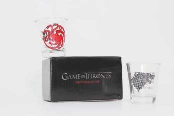 8435450240188 Set Deux Shot Games Of Thrones