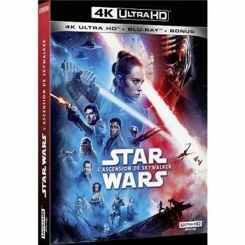 8717418561703 Star Wars - L Ascencion De Skywalker FR 4K BR
