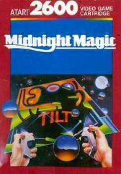 5510106804 Midnight Magic (Atari) 26129 VCS 26