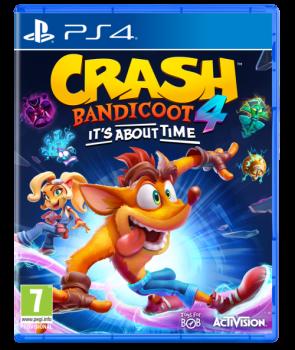 5030917291012 Crash Bandicoot 4 It S About Time FR Ps4