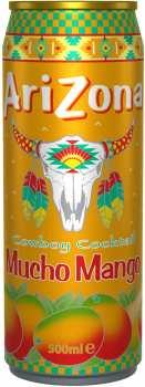 613008744007 Boisson Arizona Mucho Mango The 500ml
