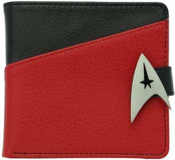 3665361005650 Portefeuille Star Trek Rouge Et Noir premium