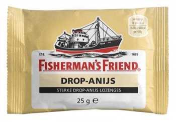 50818983 Fisherman's Friends Pastille Menthol - Anis 25g