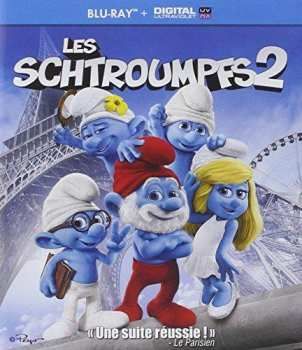 3333299204796 Les Schtroumpfs Le Film 2 FR BR