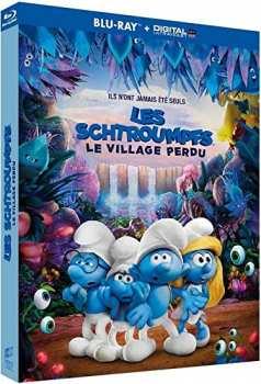 3333299305547 Les Schtroumpfs Le Film - et le village perdu FR BR