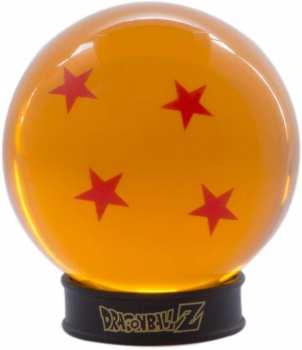 3665361016212 DRAGON BALL - BOULE DE CRISTAL 75MM AVEC SOCLE COLLECTOR