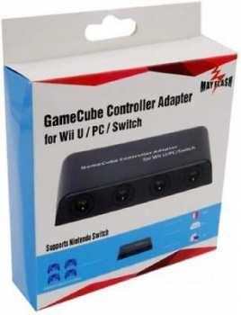 6910201412257 Gamecube Controller Adaptater WII U PC Switch