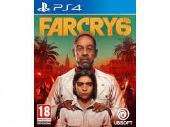 3307216170754 Far Cry 6 FR PS4