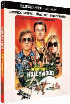 3333298301007 Once Upon A Time In .. Hollywood 4k Bluray