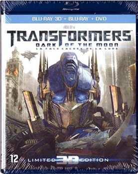 5050582870794 Transfromers Dark Oh The Moon Bluray 3d + Bluray