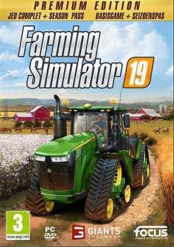 3512899123366 Farming Simulator 19 Premium Edition FR PC