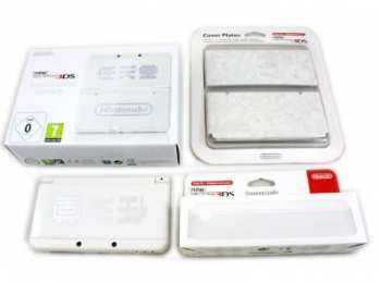 5510106980 Console Nintendo New 3ds Xl Ambassador Edition