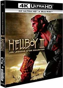 5053083187316 Hellboy 2 Les Légions D'or Maudites 4K HD FR BR