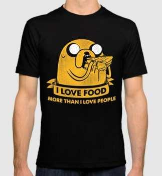 8718526329452 Tshirt Adventure Time XL