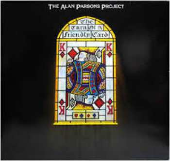 5510107050 The Alan Parsons Prohject - The Turn Of A Friend Card 33T 203