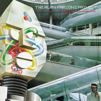 5510107050 lan Parson  Project - I Robot Vinyl