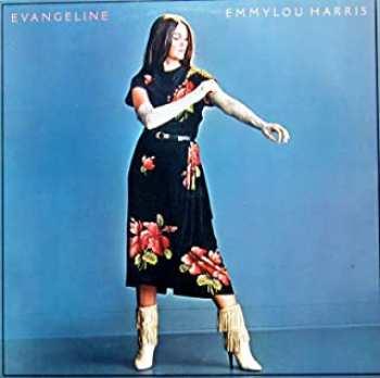 5510107055 mmylou Harris - Evangeline - Vinyl LP - 1981