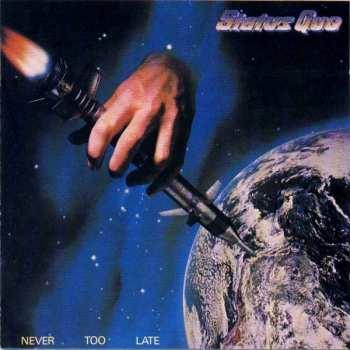 5510107057 Status Quo Never Too Late - 1981 Vinyl