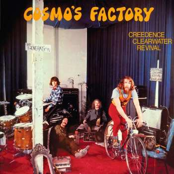 """5510107063 Creedence Clearwater Revival - Cosmo's Factory VINYL 33"""""""