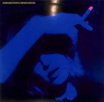 """5510107065 MARIANNE FAITHFULL - BROKEN ENGLISH Vinyl 33"""""""
