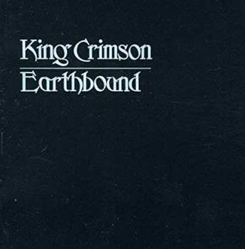 5510107068 King Crimson - Earthbound 1972 Vinyl