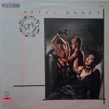 5510107079 SPK Metal Dance MAxi 45 Vinyle