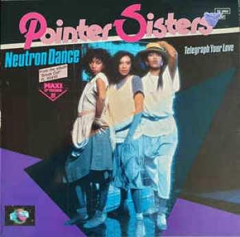 5510107080 Pointer Sisters - Neutron Dance (Beverly Hills Cop Soundtrack) Maxi 45T Vinyle