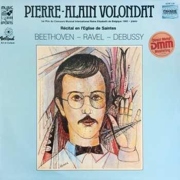 5510107084 Pierre-Alain Volondat - Beethoven - Ravel - Debussy vinyle 33T