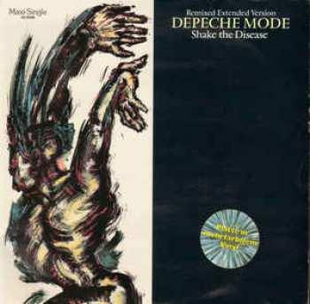 5510107092 DM Depeche Mode - Shake The Disease Maxi 45T (Grey Marbled) Vinyle 126.828