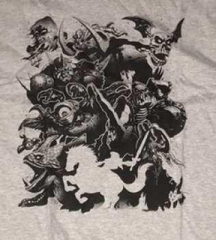 5510107122 T Shirt Zelda Allstar Taille XL