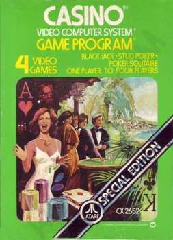 5510107131 Casino (Atari) CX2652 Atari VCS 26
