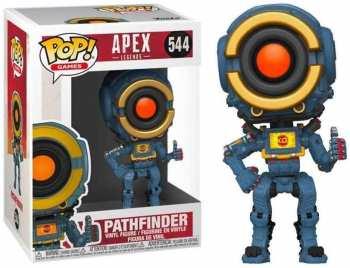 889698432894 Figurine Pop BOBBLE HEAD POP N° 544 - APEX LEGENDS - PATHFINDER